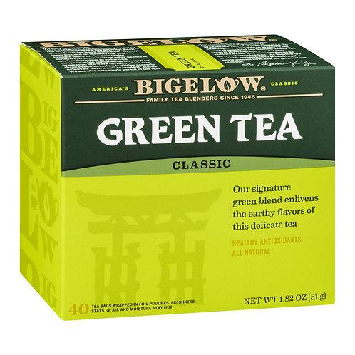 BIGELOW CLASSIC GREEN TEA 20U