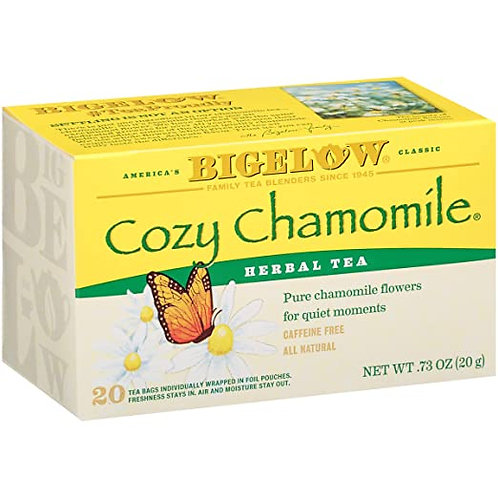 BIGELOW TE COZY CHAMOMILE