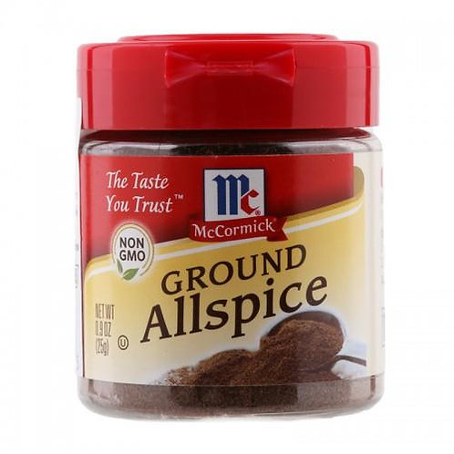 McCormick Ground Allspice 25g