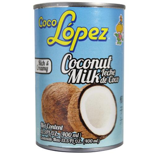 LECHE DE COCO LOPEZ