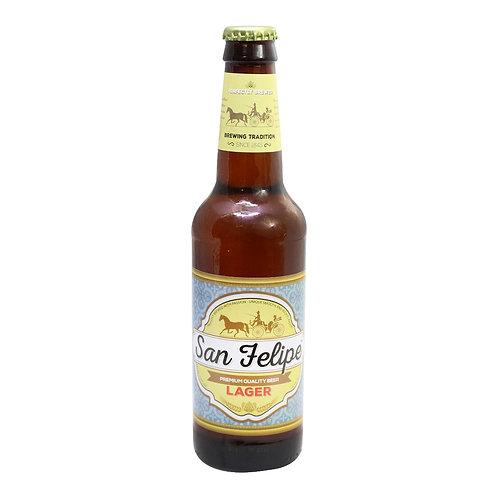 San Felipe Beer 355ml