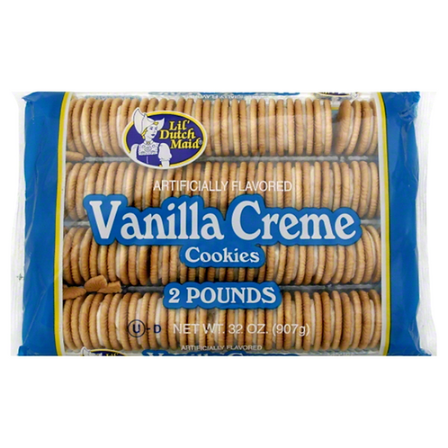 LIL DUTCH MAID VAINILLA CREME COOKIES