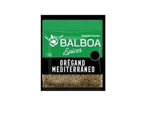 Balboa Spices Oregano Mediterraneo 25g