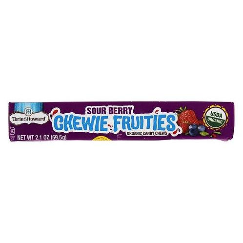 Chewie-Fruities Sour Berry 59.5g