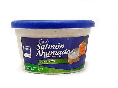 GOURMAR DIP DE SALMON AHUMADO CON ENELDO 260G