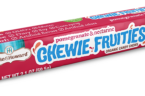 Chewie-Fruities Pomegranate 59.5g