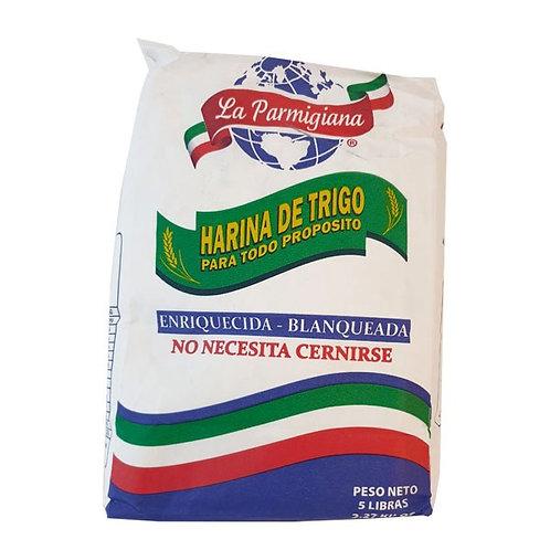 LA PARMIGIANA HARINA DE TRIGO TODO USO 454G