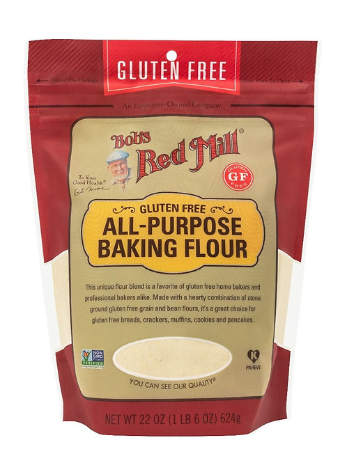 BOBS RED MILL GLUTEN FREE ALL-PURPOSE BAKING