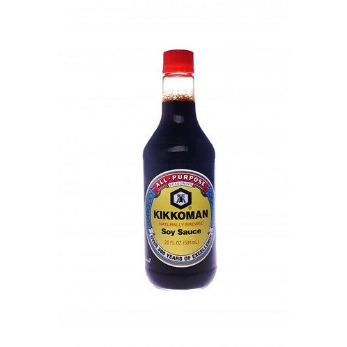 Kikkoman Soy Sauce 591ml