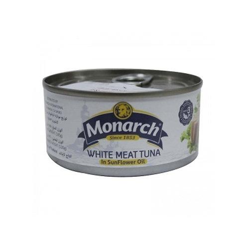 Monarch Light Meat Tuna In Oil 160g