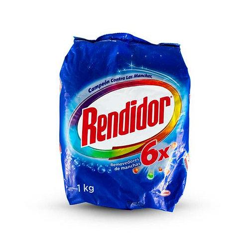 RENDIDOR QUITAMANCHAS TOTAL 1KG (AZUL)