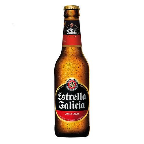 Estrella Galicia Beer 330ml