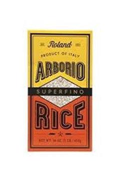 ROLAND ARBORIO SUPERFINO RICE 454G