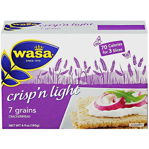 WASA CRISP N LIGHT 7 GRAIN