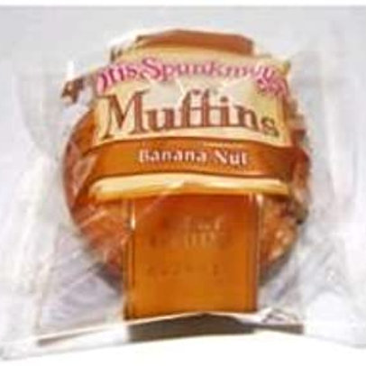 Otis Spunkmeyer Banana Nut Muffin 64g