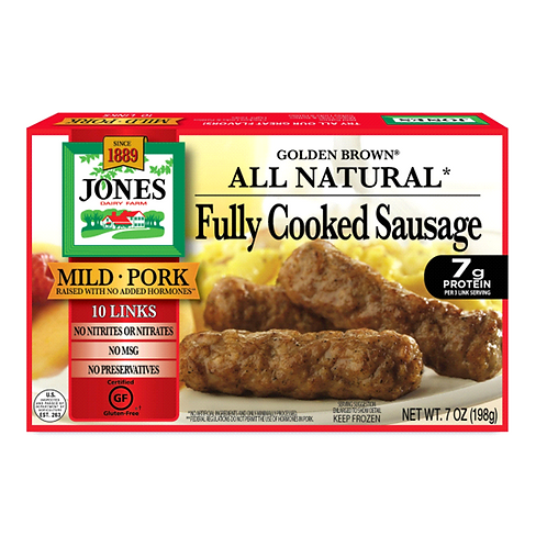 Jones Mild Pork Sausage