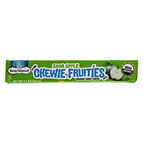Chewie-Fruities Sour Apple