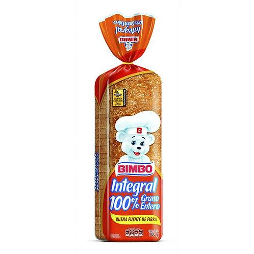 BIMBO PAN INTEGRAL 700G