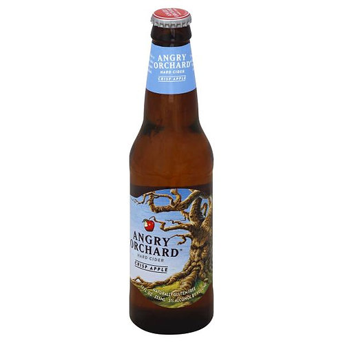 ANGRY ORCHARD CIDER 355ML