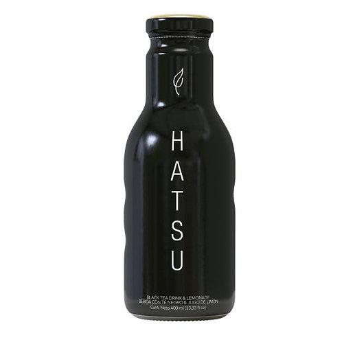 HATSU TEA NEGRO 400ML