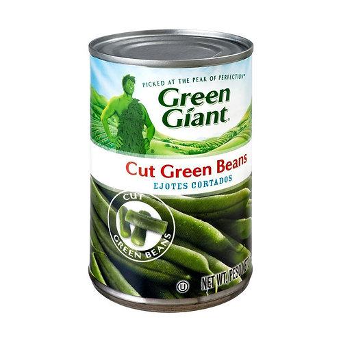 GREEN GIANT CUT GREENS BEANS
