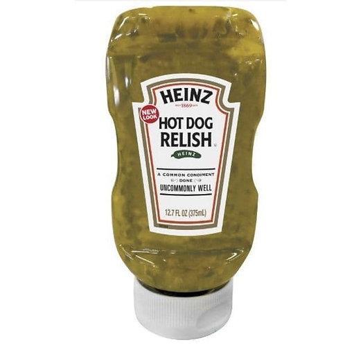 Heinz Hot Dog Relish 375ml