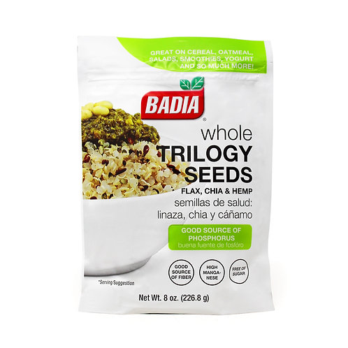 Badia Trilogy Health Seeds 8oz