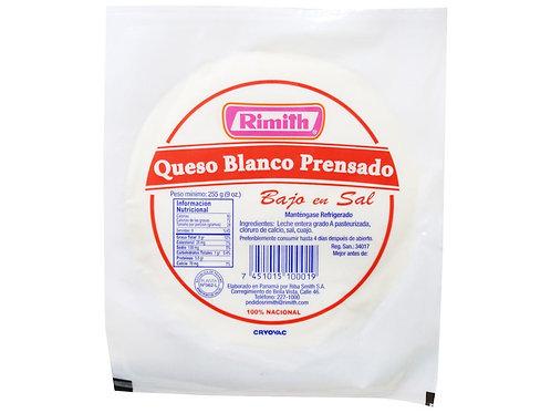 RIMITH QUESO BLANCO PRENSADO BAJO EN SAL