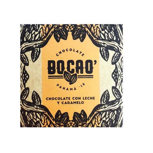 BOCAO CHOCOLATE DE LECHE CON CARAMELO