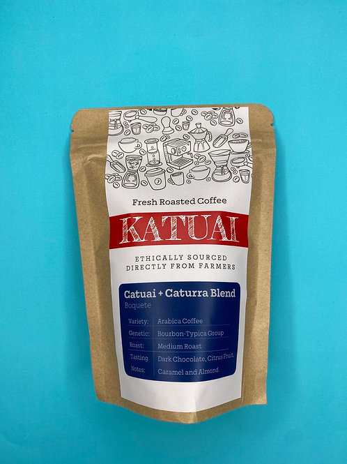 KATUAI COFFEE MOLIDO 125G