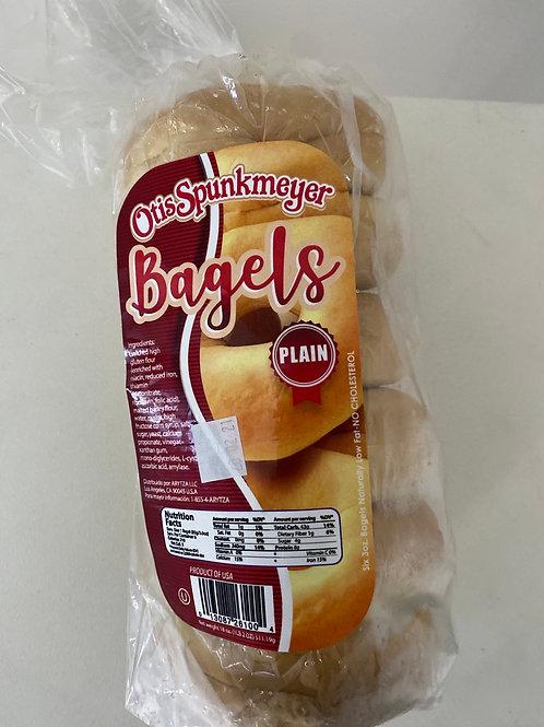 Otis Spunkmeyer Bagels 1LB