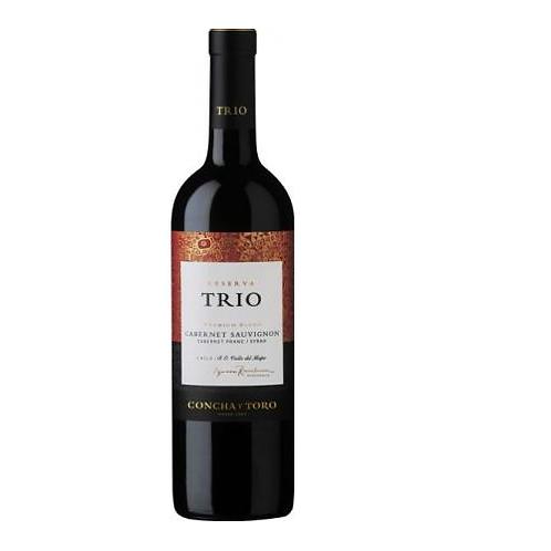 TRIO RESERVA CABERNET SAUVIGNON 750ML