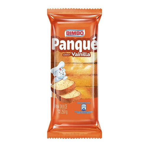 BIMBO PANQUE DE VAINILLA 250G