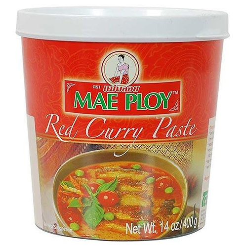 MAE PLOY RED CURRY PASTA 400G