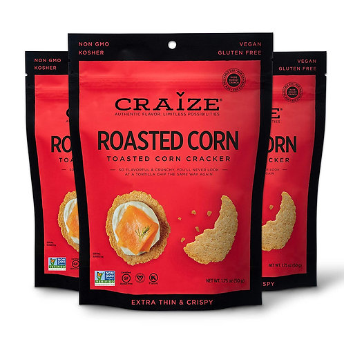 Craize Roasted Corn 113g