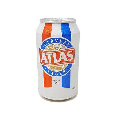 Atlas Cerveza Lager 355ml
