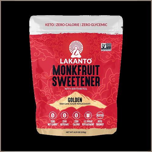 Lakanto Golden Monkfruit Sugar