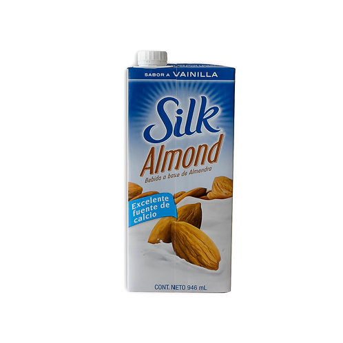 SILK ALMOND VAINILLA 946ML