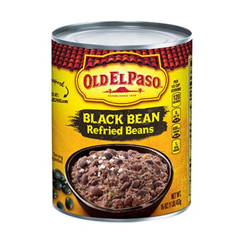 OLD EL PASO BLACK BEAN REFRIED