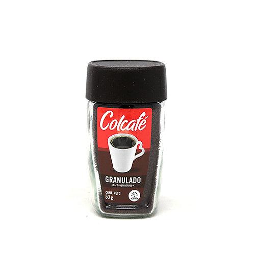 COLCAFE CAFE INSTANTANEO 50G