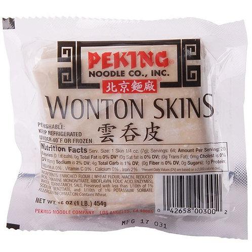Peking Noodle Wonton Skins