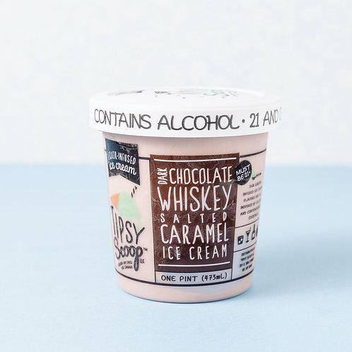 Tipsy Scoop Dark Chocolate Whiskey 473 ml