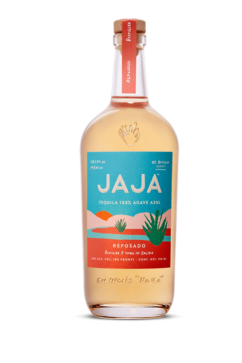 JAJA Tequila Reposado 750ml