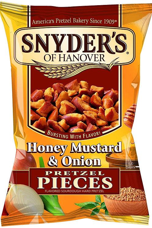 SNYDERS HONEY MUSTARD & ONION