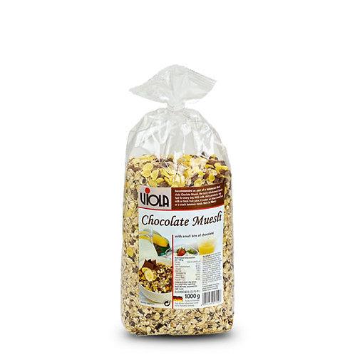 Muesli Chocolate