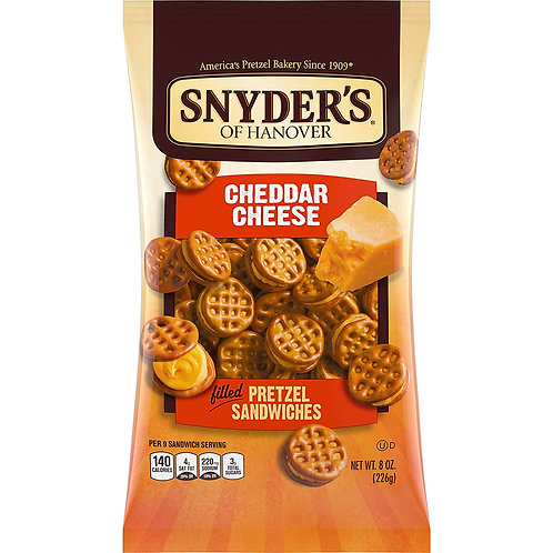 SNYDERS CHEDDAR CHEESE
