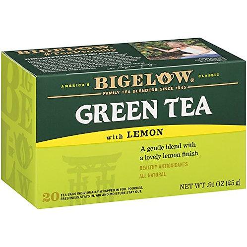 Bigelow Green Tea Lemon 20u
