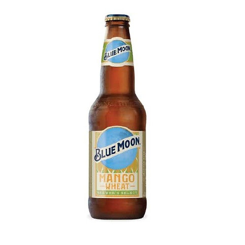 BLUE MOON MANGO WHEAT 355ML