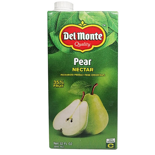 Del Monte Nectar de Pera 946ml