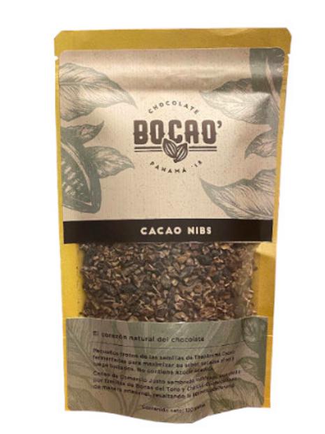 BOCAO CACAO NIBS 120G